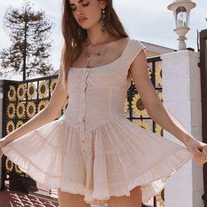 vanessa Mooney new Elisabeth Dress size m